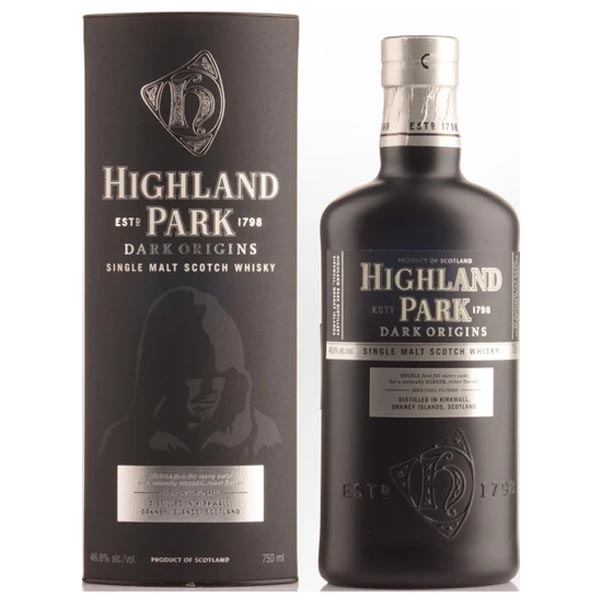Malt Whisky: Highland Park Dark Origins Single Malt Scotch Whisky