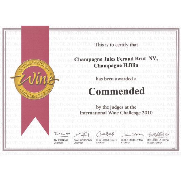 Jules-Feraud-Award