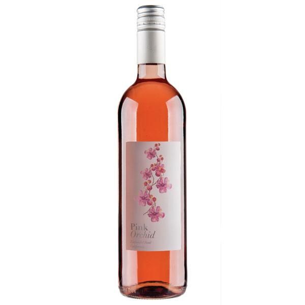 Jack Rabbit Usa >> Rose Wine: Pink Orchid Zinfandel Rose