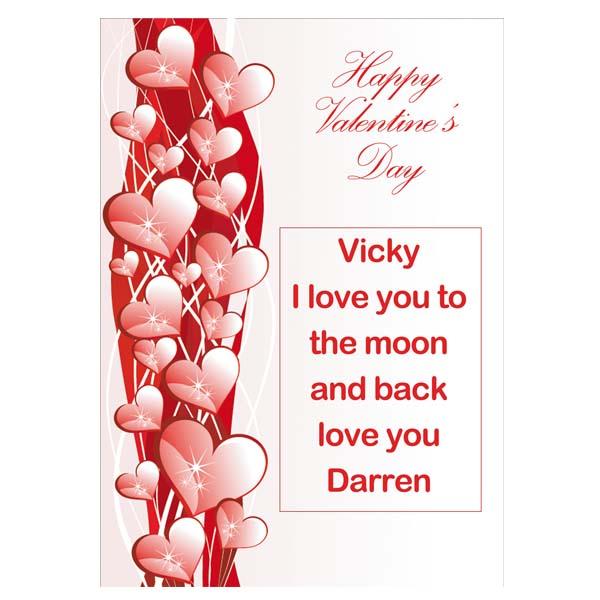 Valentine S Cards Valentine Gift Card 2