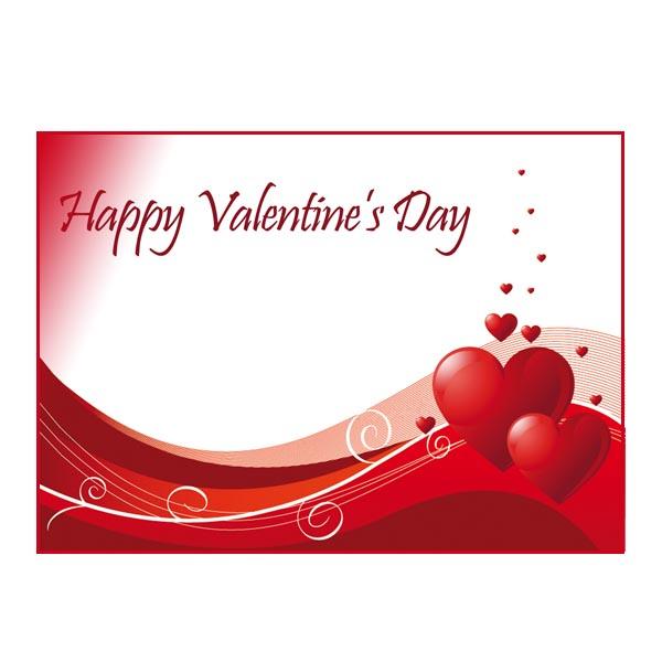 Valentine's Cards: Valentine Gift Card 9